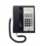 Teledex 3300 MW10 Hotel Phone Black