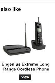 Engenius Extreme Long Range Cordless Phone