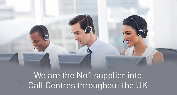 About us at Rocom - the number 1 supplier into Call Centres throughout the UK