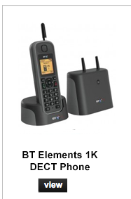 BT Elements 1K DECT Phone