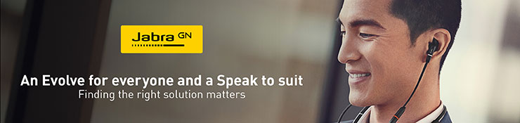 Jabra Productivity Banner